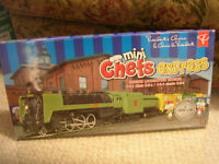 PC HO-scale Mini Chefs Express, CompleteTrain Set $95