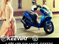 Keeway Cityblade 125ccc Automatic Scooter Moped big wheel Commuter For Sale