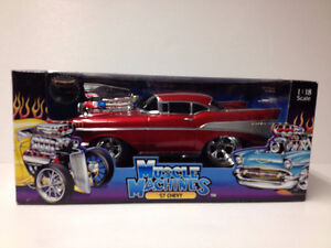 MUSCLE MACHINES DIECAST CARS   1/18 SCALE London Ontario image 5