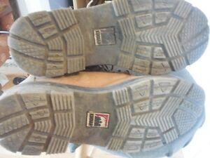 kodiak csa approved work boots, used, good condtion size 10 Kawartha Lakes Peterborough Area image 4