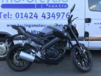 Yamaha MT125 ABS / Learner Legal Street Fighter / Nationwide Delivery / Finance