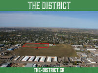 The District – High Exposure Retail on 28th Street North