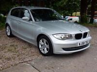 BMW 116 1.6i SE 6 Speed ( Dynamic pk ) 2008 / 58 Plate