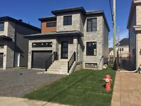 Cottage neuf Laval ste dorothee