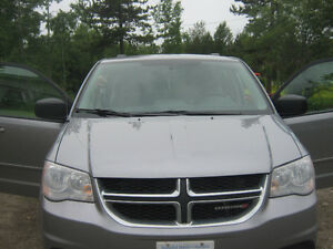 Dodge Grand Caravan Stow and go sell or trade for Motorhome