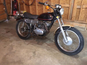 Yamaha RT360 Enduro projects or Parts