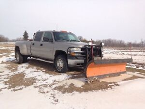 2002 Chevrolet 3500 HD Duramax 4x4