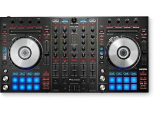 Pioneer DDJ-SX with Odyssey Flight Case