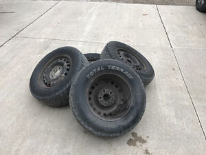 Rims and tires Windsor Region Ontario image 2