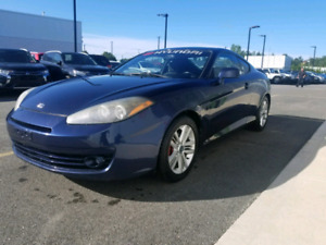 2008 HYUNDAI TIBURON **PRICED FOR QUICK SALE **