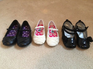 Girl shoes size 7toddler