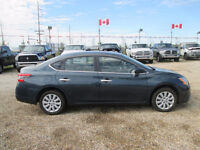 2013 Nissan Sentra SV Sedan..WHERE NOBODY IS REFUSED CREDIT !!