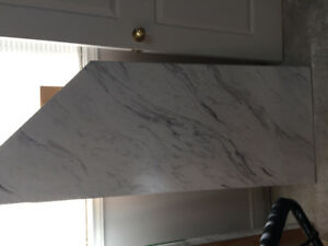Modern New laminate countertop never used