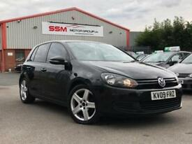 2009 Volkswagen Golf 2.0 TDI CR S 5dr