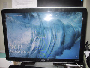 Computer Monitor HP 19-inches in 45.00