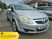 2008 Vauxhall Corsa CLUB AC - Ideal first car!!! low insurance low mileage cheap