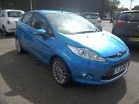 2011 Ford Fiesta 1.6TDCi ( 95ps )Zetec 51KFSH Aircon Bluetooth CruCont £20RFL VG