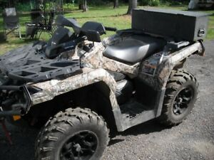 2010 can-am outlander