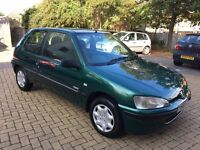PEUGEOT 106 1.1***LOW MILEAGE***MOTED****