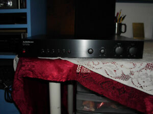 AUDIOSOURCE PREAMP