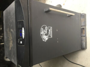 "30"" Digital Electric Smoker"