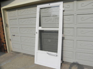 Rosco Storm Door - Heavy Construction Edmonton Edmonton Area image 4