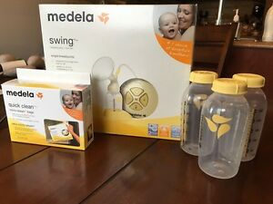 Tire lait Medela Swing