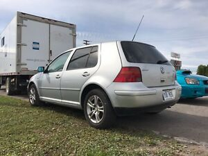 Golf blown engine 2002 nego