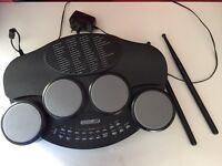 Acoustic solutions portable electric drum kit