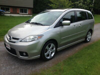 2006 Mazda 5, auto, licensed and inspected, moonroof,