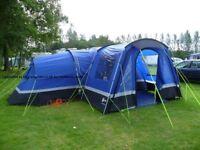 Hi Gear Zenobia Elite 6 is a spacious 6-person tent