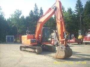 Doosan DX140LC Excavator