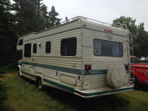 Someone save me from the  Junk yard!! - Salvage motorhome