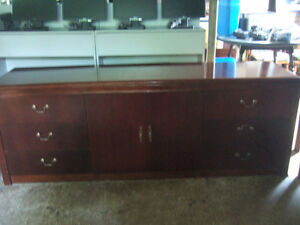 Wooden dresser $40 ( AND MORE FURNITURE )