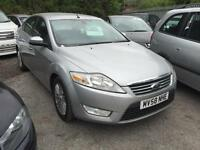 Ford Mondeo 1.8TDCi 125 6sp 2007.5MY Ghia