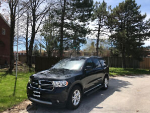 2013 Dodge Durango SXT DVD NAVIGATION AWD 7 SEATS!