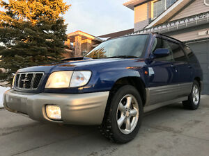 2001 Subaru Forester S/tb JDM NEED GONE