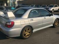 2002 Subaru WRX STI IMPREZA 2.0 WRX STi 4dr Saloon Petrol Manual