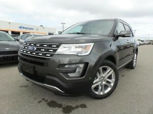 2017 Ford Explorer LIMITED 3.5L V6 301A