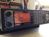 Uniden bct15 radio scanner boxed with software