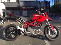 DUCATI HYPERMOTARD 1100 2010 MINT CONDITION