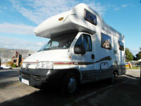 Under Offer Autocruise Valentine - 2002 - 4 Berth - End Kitchen