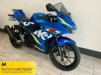 2018 Suzuki GSXR 125 moto gp MOTORCYCLE Petrol Manual