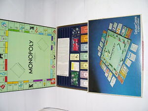 MONOPOLY GAME [40th Deluxe]