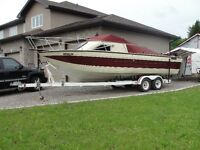 Great fishing or crusing boat for sale