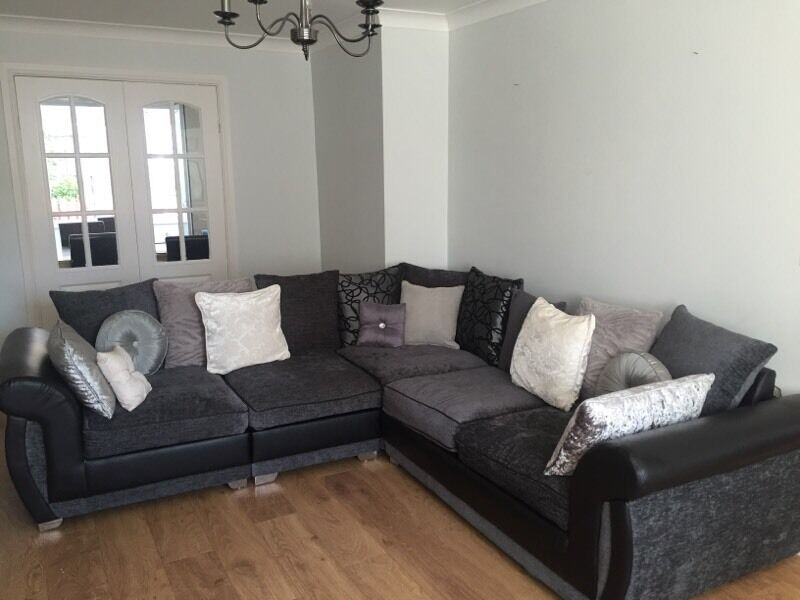 Corner Sofa 200 In Burntwood Staffordshire Gumtree