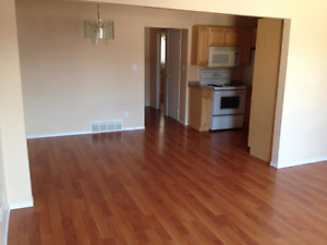 2 Bedrrom main floor apartment with utilities included. (PA)