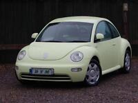 Volkswagen Beetle 2.0 2001MY RHD