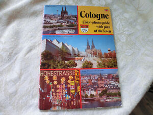 Souvenir Book from Cologne, Germany