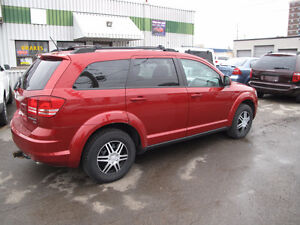 2009 Dodge Journey SXT SUV, Crossover With Safety & E-test